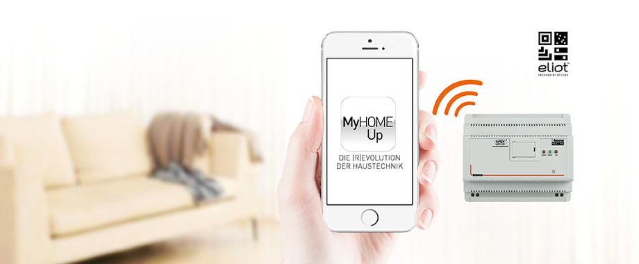 MyHOME / MyHOME_Up bei Elektro Knaak GmbH & Co. KG in Hanau / Großauheim